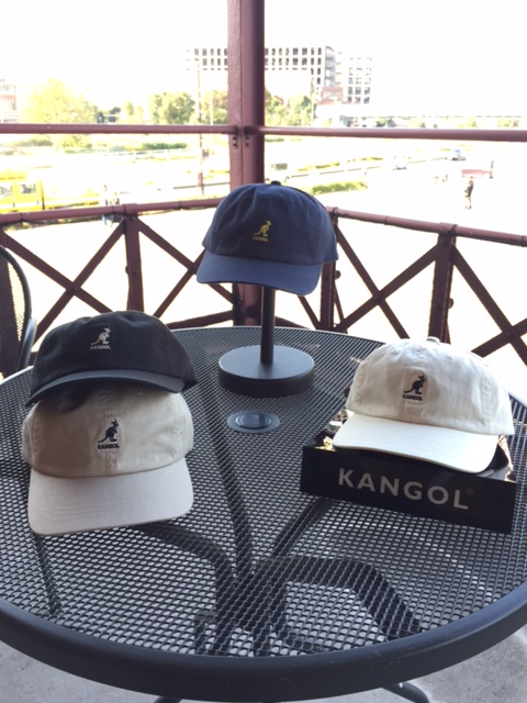 KANGOL WashedBaseball