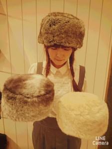 ブログのロシアン帽