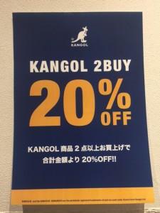 kangol20%off