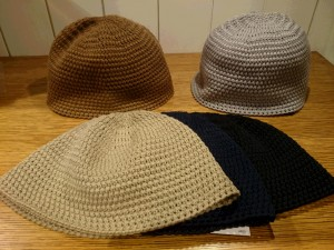 パパニット帽