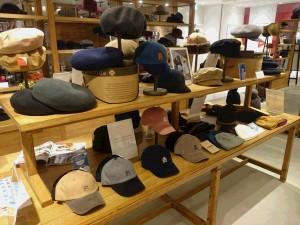 店内中央CAP