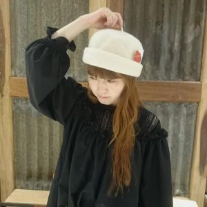 1ファッジ帽