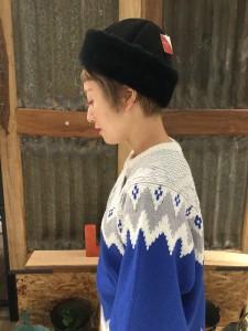 トーク帽松永2