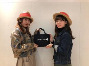 加藤さんとランチバッグ