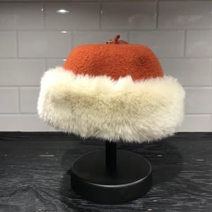 ファートーク帽